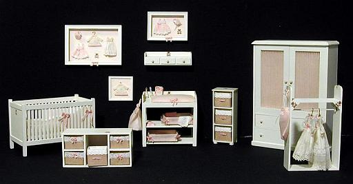 Galeria photogallery for Mobiliario habitacion bebe